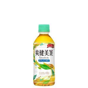 【2ケースセット】爽健美茶 PET 300ml 24×2【代引き不可】【他商品との同梱不可】|yatownart