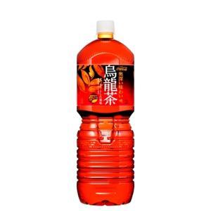 【2ケースセット】煌 烏龍茶 ペコらくボトル2LPET 6×2【代引き不可】【他商品との同梱不可】|yatownart