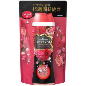 レノア ハピネス 香り付け専用ビーズ アロマジュエル ダイアモンドフローラルの香り 詰め替え 455mL|yatownart