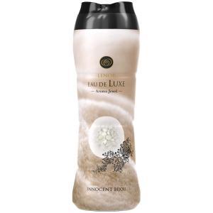 【6個まとめ買い】レノア オードリュクス アロマジュエル 香り付け専用ビーズ イノセントビジュの香り 520mL ×6個|yatownart