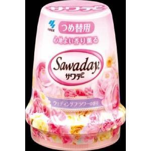 サワデーつめ替 ウェディングフラワーの香り 140gの関連商品2