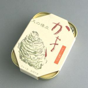 竹中缶詰 天の橋立 かきの燻製油づけ 105g
