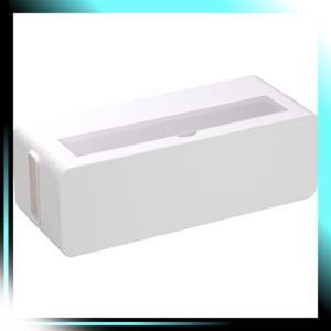 イノマタ化学 テーブルタップボックス ホワイト Lサイズ|yaya-ayy14