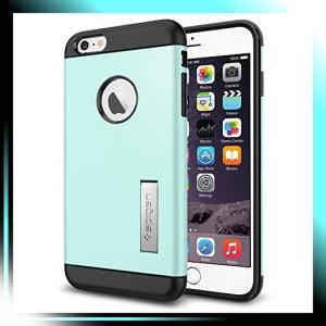 |スリム アーマー| ミント スマホケース iPhone 6Plus ケース ス|yaya-ayy14