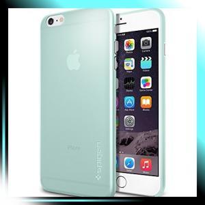iPhone6 Plus/ブルー iPhone 6 Plus ケース 薄さ0.4mm エアース|yaya-ayy14