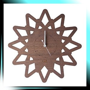 pattern clock S 掛け時計 トゲ ホワイト YK14-113 yaya-ayy14
