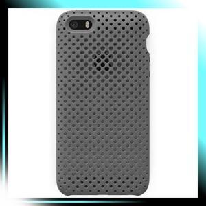 iPhone SE / 5s / 5/グレー iPhone SE ケース Mesh Case 耐衝撃|yaya-ayy14