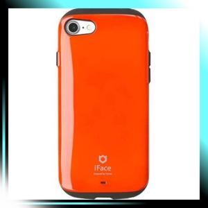 オレンジ iFace Sensation Standard iPhone8 / 7 ケース 耐衝撃|yaya-ayy14