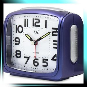目覚まし時計 置き時計 大画面 見やすい数字 オートライト機能 バッ|yaya-ayy14