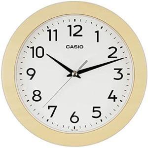 掛け時計 白木 直径21cm IQ-134-7JF yaya-ayy14
