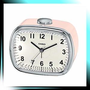 置き時計 レトロピンク 9.1×10.9×6.2cm レトロカラー TQ-159-4|yaya-ayy14