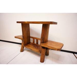 アジアン家具 バリ ♪チーク材 ナチュラルマルチラックM♪ 棚 収納ラック ディスプレイラック 木製 格安 チーク材 エスニック yayapapus-y