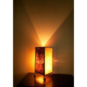 間接照明 スタンドライト ♪ウッドスキンドアランプ(S)♪ アジアン照明 バリ おしゃれ フロアスタンド エスニック クリスマス プレゼント|yayapapus-y