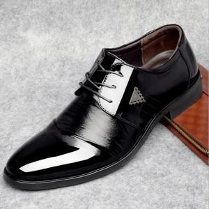 メンズシューズ 革靴 レースアップ 紳士靴 紐靴 ビジネスシューズ 結婚式 仕事用 就活 面接 ビジネス メンズ 新生活 フォーマル 靴 軽量 父の日|yayushop
