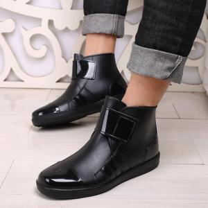 レインブーツ メンズ  ショート レインブーツ ショートブーツ 雨靴 雨具 梅雨 メンズ靴 男性用 防水靴 防水ブーツ くつ アウトドア 定番 人気 yayushop