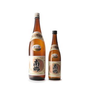 南郷 普通酒(1.8L)2本セット  ふくしまプライド。体感キャンペーン (お酒/飲料)|yazawashuzo