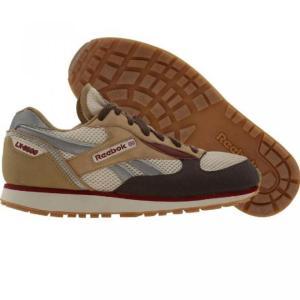 靴 メンズ Reebok LX8500 (tan / bro...