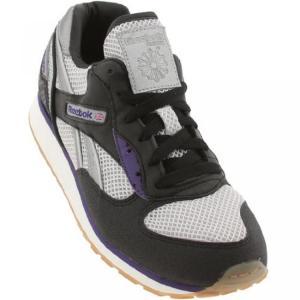 靴 メンズ Reebok LX8500 (grey / bl...