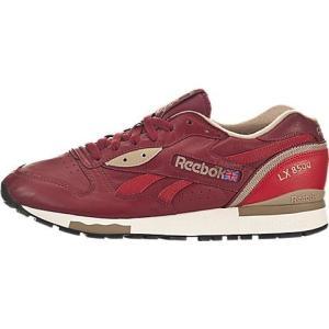 靴 メンズ Reebok Men LX 8500 (burg...