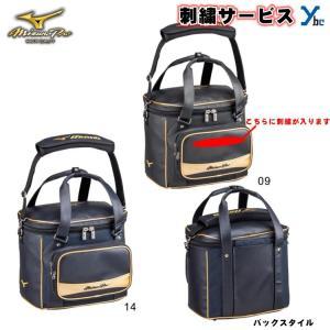 【1色刺繍サービス】2016年NEWモデル ミズノプロ ボールケース(1FJB6000)