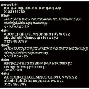 刺繍 サービス ミズノ MIZUNO ハンドタ...の詳細画像1