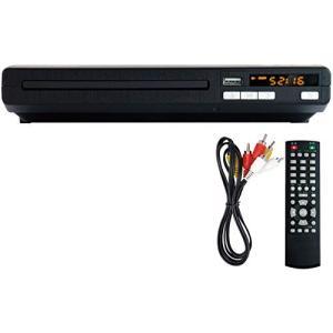 高画質 DVDプレーヤー AVケーブル付 CPRM対応 [リージョンフリー対応] USB端子 音楽 CD リモコン DVD リージョン フリ ybd