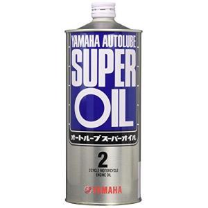 ヤマハ(YAMAHA) 二輪車用エンジンオイル オートルーブ スーパー 半合成油 2サイクル用 1L 90793-30121 [HTRC3]|ybd