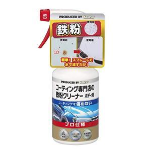 キーパー技研(KeePer技研) コーティング専門店の鉄粉クリーナー ボディ用 鉄粉除去 300mL I-06|ybd