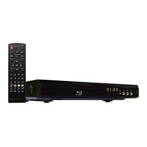 ブルーレイ ディスク プレーヤー BD DVDプレイヤー 再生専用 HDMI USB 端子搭載 コンパクト サイズ ybd