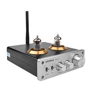 AIYIMA TUBE-T2 Bluetooth5.0ハイファイ6 j 1真空管プリアンプアンプステレオプリアンプ 高音低音コントロールホームサ ybd