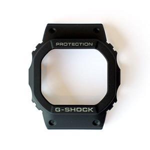 純正 ベゼル 交換用 G-SHOCK Gショック DW-5600E カシオ CASIO 黒 ブラック 74236776 部品 純正パーツ|ybd