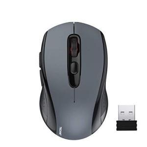 ワイヤレスマウス TeckNet 静音 無線マウス 2.4GHz 3DPIモード Notebook/PC/Laptop/Computerになど対応 コンパクト 省エネル ybd