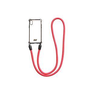 YOSEMITE MOBILE STRAP ヨセミテモバイルストラップ(iPhone Xs/X,130) (RED) ybd