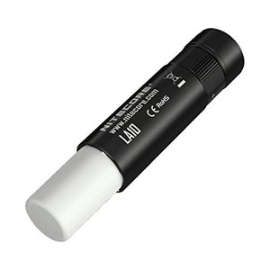 NITECORE LA10 LEDキーライト ミニランタン ブラック ybd