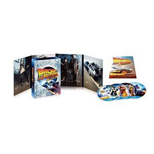 バック・トゥ・ザ・フューチャー トリロジー 30thアニバーサリー・デラックス・エディション ブルーレイBOX ybd
