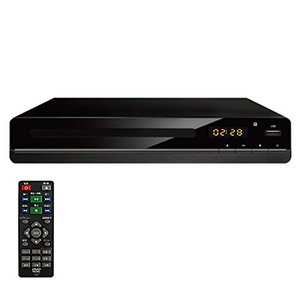 TOHOTAIYO 再生専用 据置DVDプレーヤー TH-DVD01 (HDMI端子なし) ybd