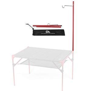 iClimb アウトドア テーブル キャンプ 折りたたみテーブル アウトドアテーブル ロールテーブル コンパクト キャ ybd