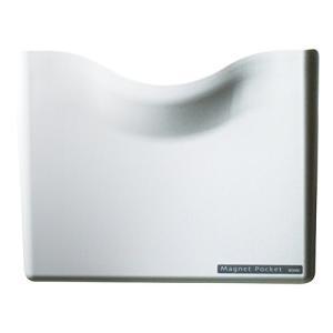 ソニック マグネットポケット A4 白 MP-447-W|ybd