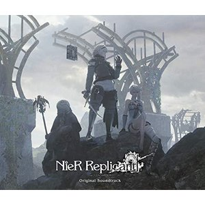 【ヨナの日記(一般拠点店Ver.)付き】 NieR Replicant ver.1.22474487139... Original Soundtrack CD ybd