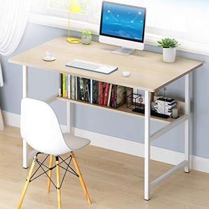 Embrace lifeシンプルワークデスク 平机 机 デスク パソコンテーブル オフィスデスク 幅80cm奥行45cm 74cm 組立簡単一|ybd