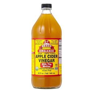 Bragg オーガニック アップルサイダービネガー 【日本正規品】りんご酢 946ml|ybd