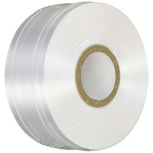 宮島化学工業 農家のひもシリーズ 平テープ(厚手) 400m 白 ST0400|ybd