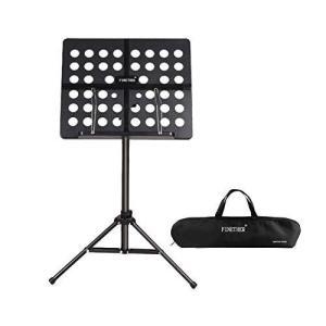 FINETHER 譜面台 楽譜台 楽譜立て 楽譜置き 楽譜スタンド ミュージックスタンド 折り畳み 軽量 持ち運び便利 ABSア|ybd