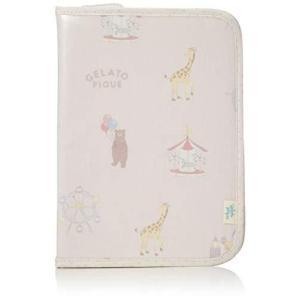 [ジェラート ピケ] ピケランド柄タテ型母子手帳ケース PWGG204793 ybd