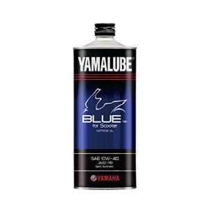 ヤマハ(YAMAHA) スクーター エンジンオイル ヤマルーブ Blue ver. For Scooter MB 10W-40 1L 90793-32157|ybd