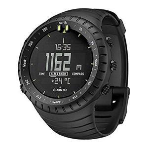 スント(SUUNTO) 腕時計 コア オールブラック 3気圧防水 方位/高度/気圧/水深 [日本正規品 メーカー保証2年] SS01427901 ybd