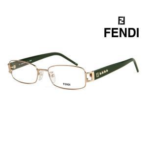 FENDI  フェンディ メガネ フレーム メンズ レディース 優雅な印象  伊達メガネ  F941...
