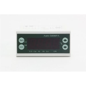 AUM-5000PA パネルマウント型温度コントローラ 【送料無料】  【大人気】リレー2ヵ所搭載|ydirect