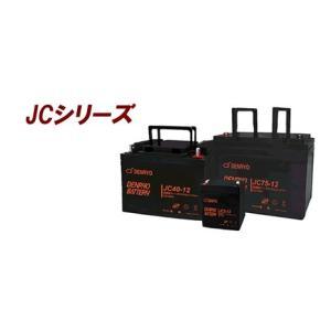 JC75-12 DENRYOBATTERY 密閉型ディープサイクルバッテリー 電菱(DENRYO) 4571196980316|ydirect