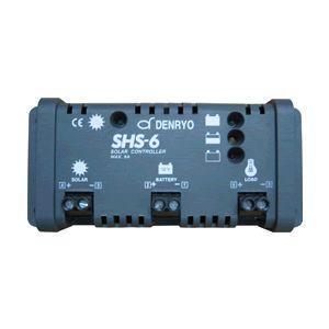 SHS-10 太陽電池充放電コントローラ   電菱(DENRYO) 【送料無料】|ydirect